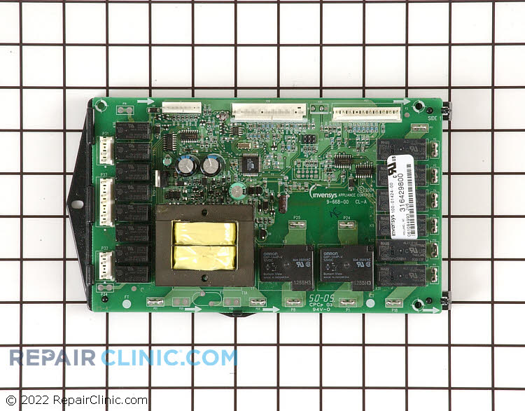 Relay Board 316429800       Alternate Product View