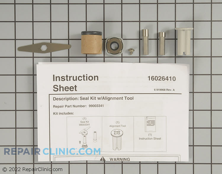 Seal Kit 5304470640 Alternate Product View