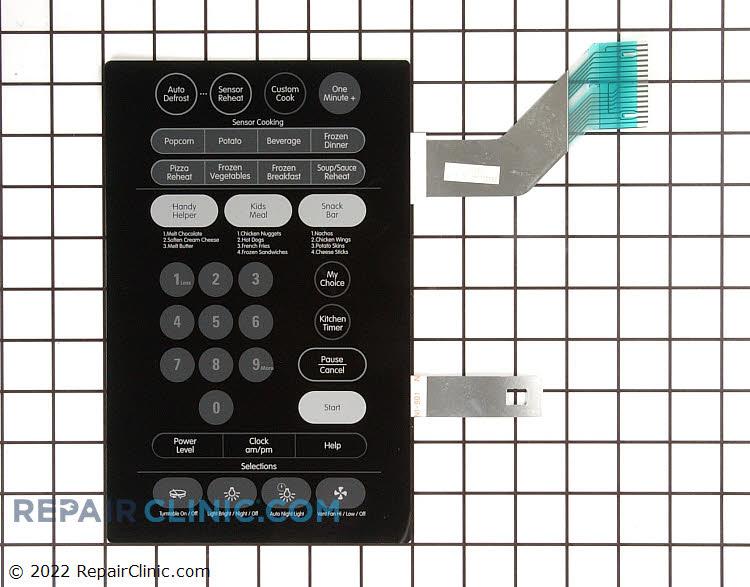 Touchpad DE34-00168D Alternate Product View