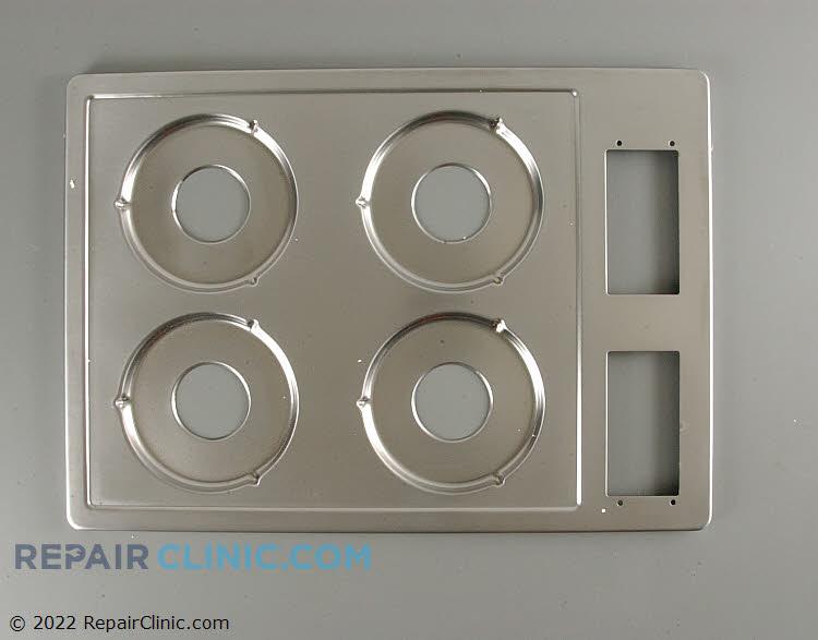 Metal Cooktop Y0064563 Alternate Product View