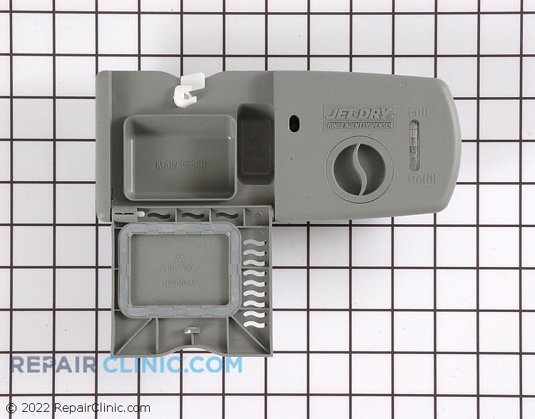 Detergent Dispenser WD12X10163      Alternate Product View