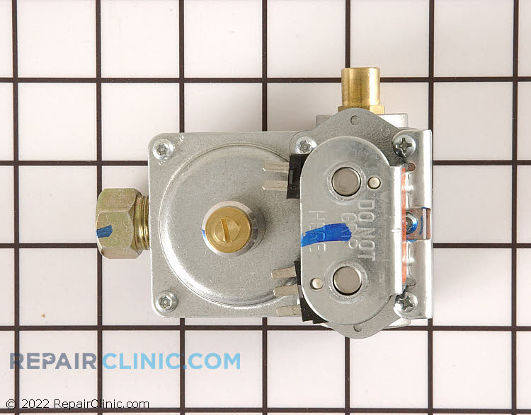 Gas Valve Assembly WP37001002 Alternate Product View