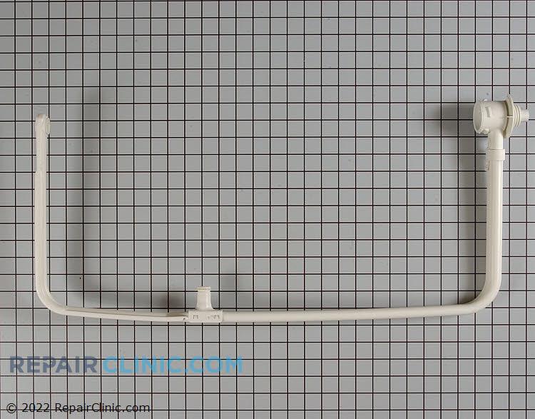 Upper wash supply tube