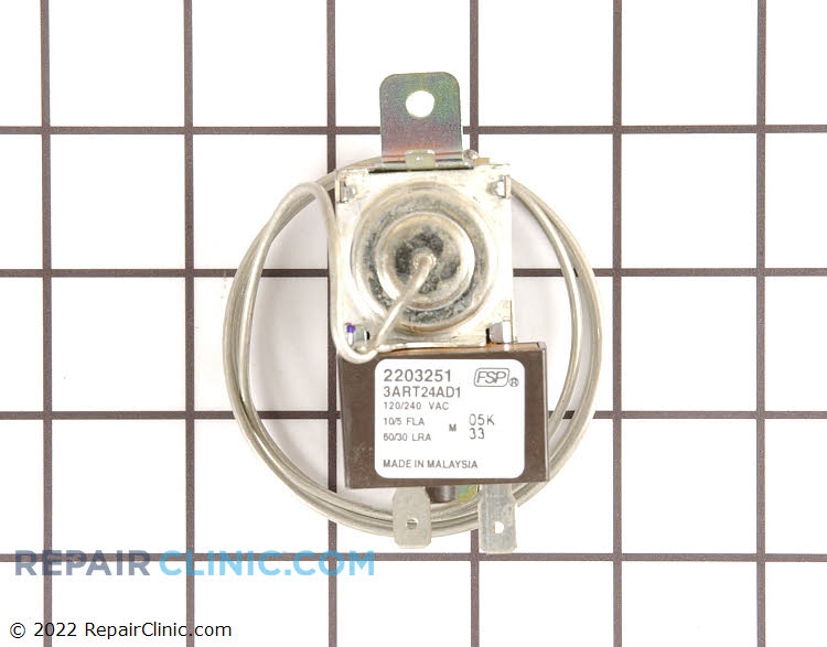 Temperature Control Thermostat WP2203251 Alternate Product View