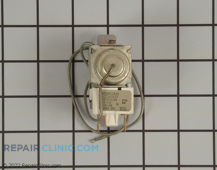Temperature Control Thermostat WR09X20002 Alternate Product View