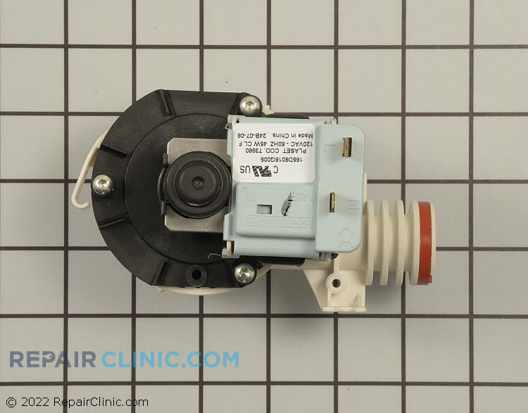 Drain Pump WD26X10039      Alternate Product View