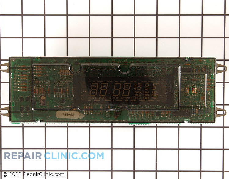 Oven Control Board 31949401        Alternate Product View