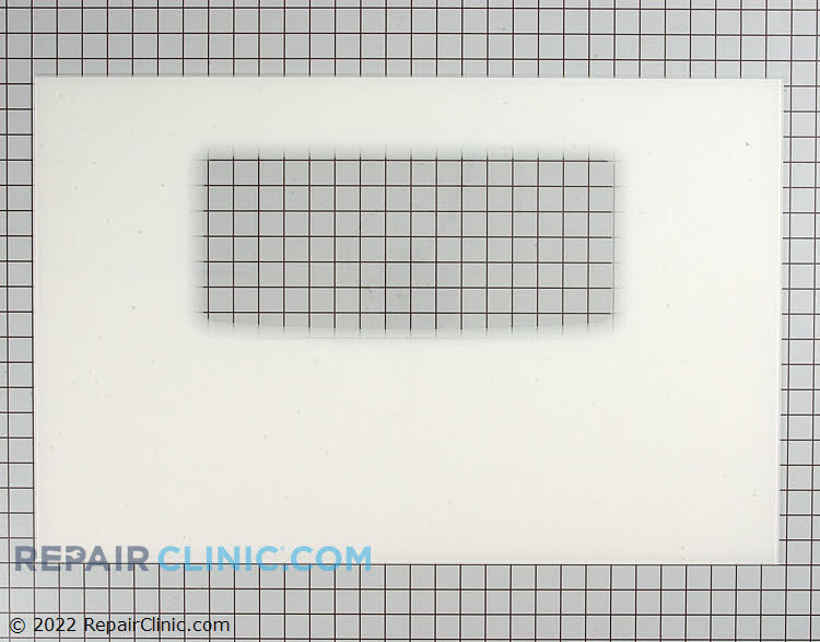 Outer Door Glass 316402603 Alternate Product View