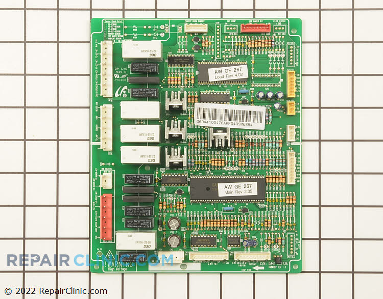 Main Control Board WR55X10763      Alternate Product View