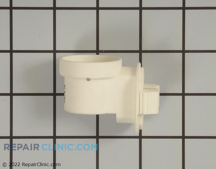 Light socket for regular base bulb