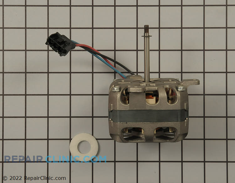 Convection Motor WB26T10013 Alternate Product View