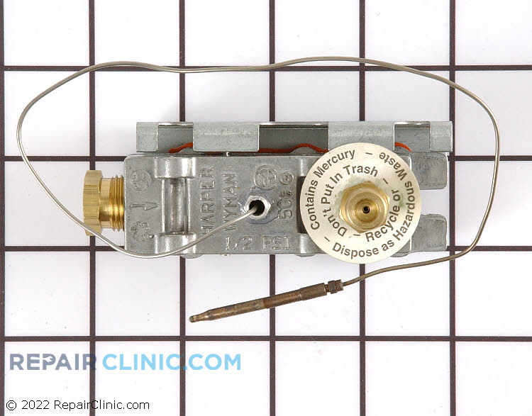 Safety Valve 1802A206 Alternate Product View