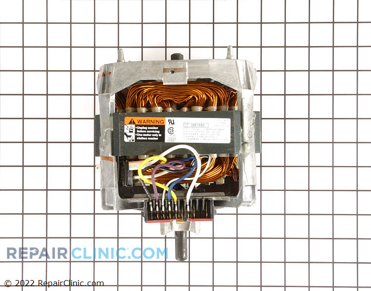 Drive Motor WH20X10010 Alternate Product View