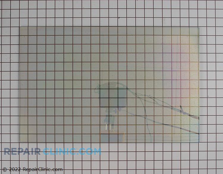 Inner Door Glass 316117500 Alternate Product View