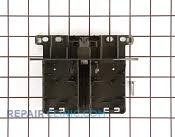 KitchenAid Dishwasher Model KUDS01FLSS6 Latch Parts on
