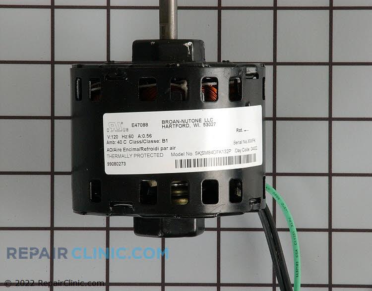 Fan Motor S99080273 Alternate Product View