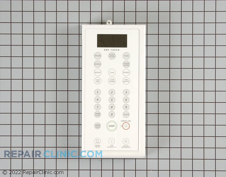 Touchpad and Control Panel 8185286 Alternate Product View