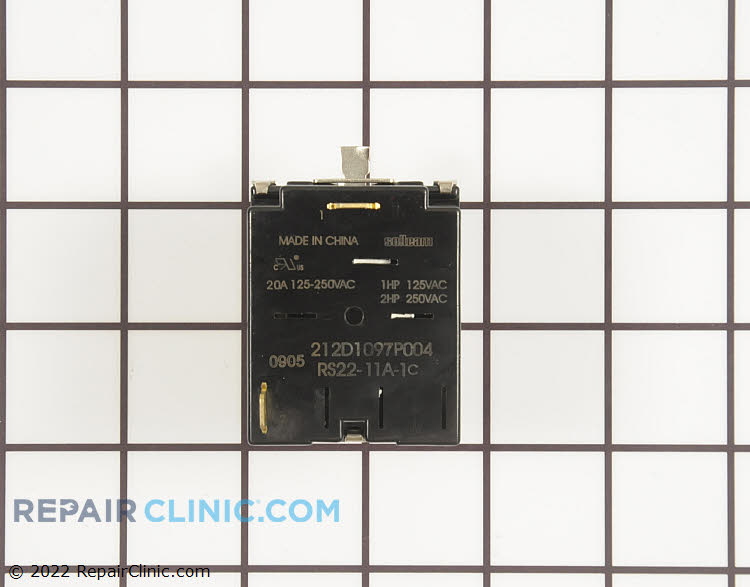Start Switch WE4M412 Alternate Product View