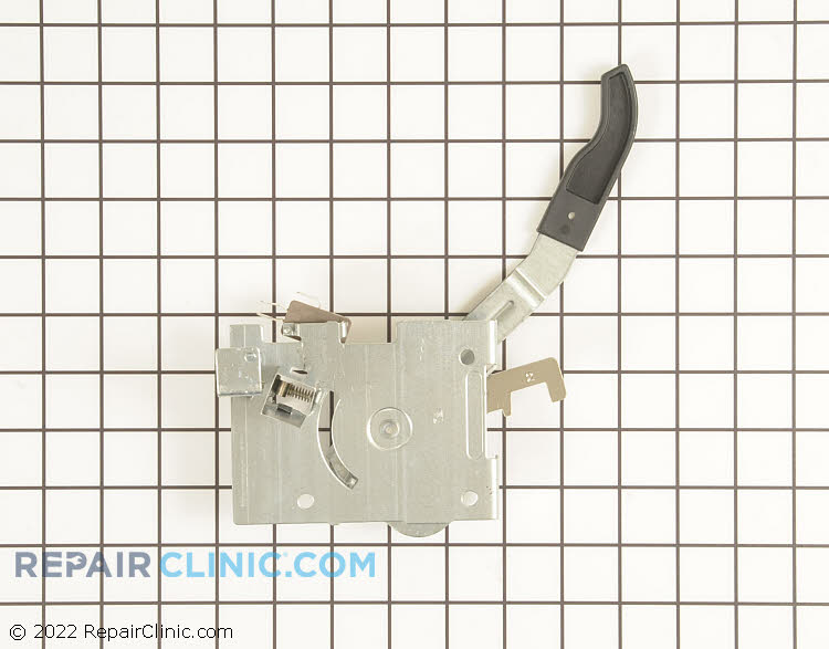 Door Latch WB02K10144 Alternate Product View