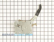 Door Latch - Part # 1262155 Mfg Part # WB02K10144