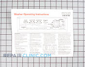 Owner's Manual - Part # 436900 Mfg Part # 21001579