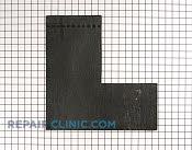 Door Insulation - Part # 1195916 Mfg Part # WD01X10337