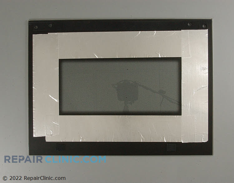 Outer Door Glass WP9759074 Alternate Product View