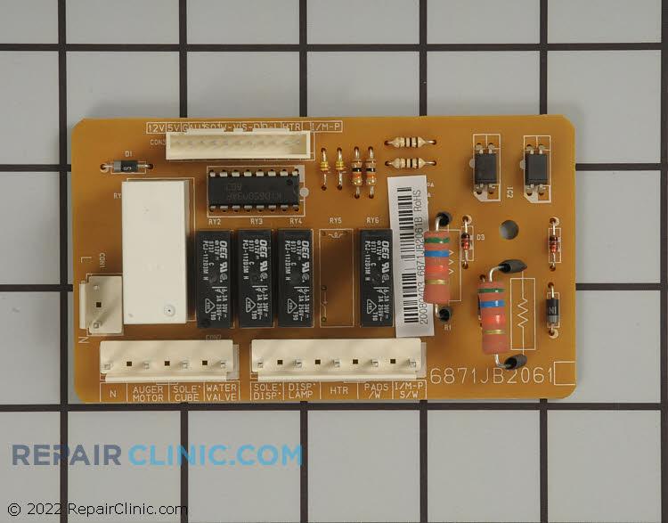 Relay Board 6871JB2061B     Alternate Product View