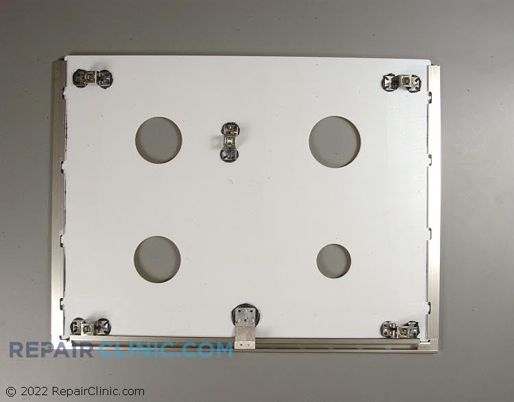 Metal Cooktop 00244030 Alternate Product View