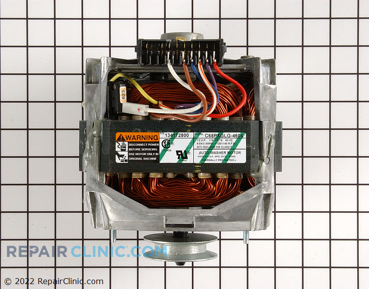 Drive Motor 134172800       Alternate Product View