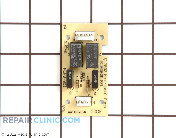 Oven Control Board WP8301848 Alternate Product View