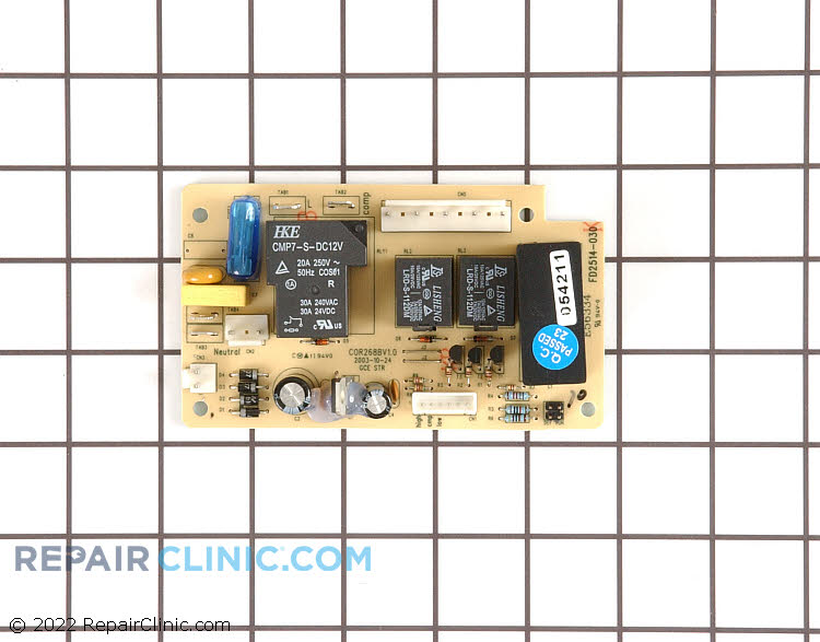 Circuit Board & Timer FD2514-030 Alternate Product View