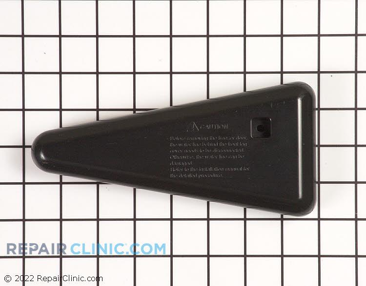 Cover-hinge upp DA63-01997B Alternate Product View