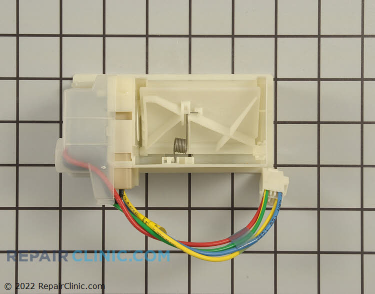 Damper Control Assembly WPW10196393 Alternate Product View