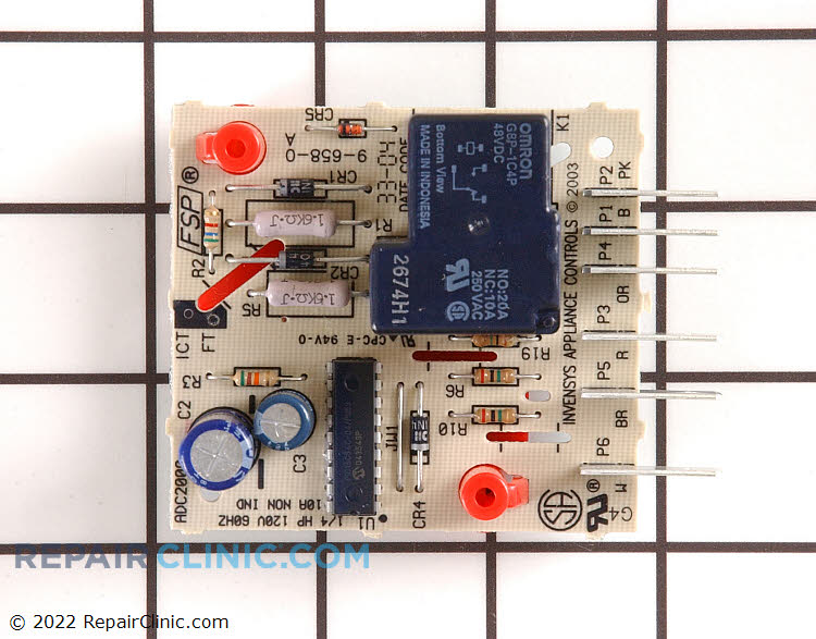 Defrost Control Board - 4388932 | Fast Shipping ... on