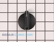 Control Knob - Part # 747706 Mfg Part # WP9750372FF