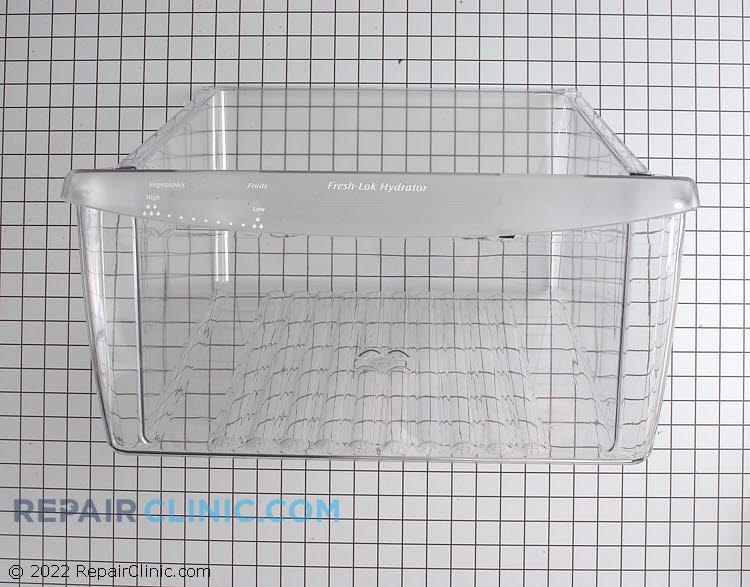 Crisper Drawer 240351005       Alternate Product View