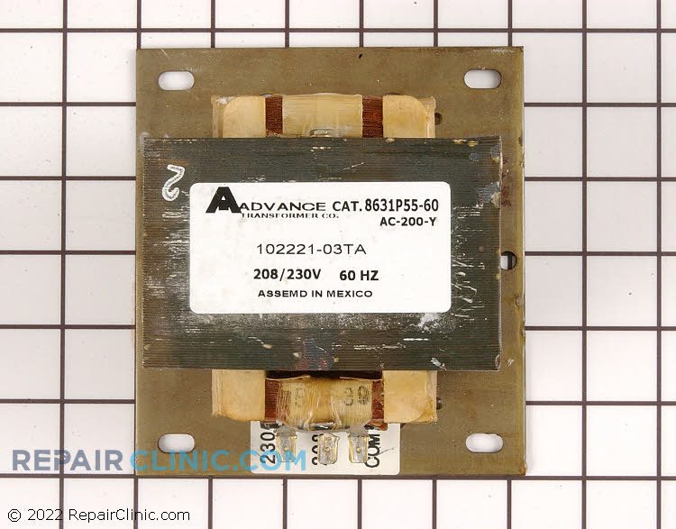 High Voltage Transformer R0114320 Alternate Product View
