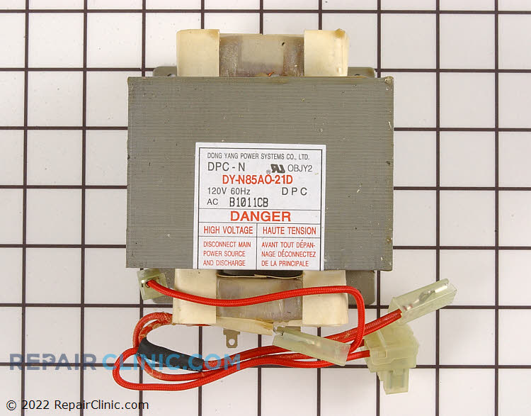 High Voltage Transformer 56001108        Alternate Product View