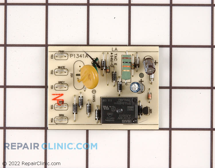 Control Board 12001329        Alternate Product View