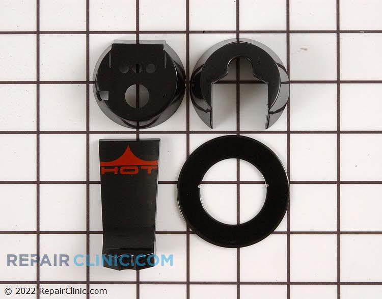 Handle kit, black