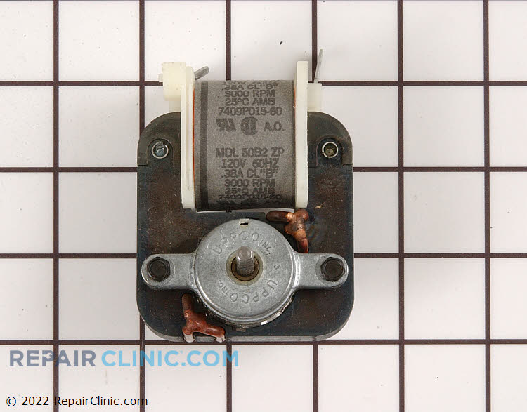 Blower Motor Y702549 Alternate Product View