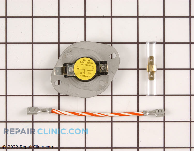 High Limit Thermostat 5300169857 Alternate Product View