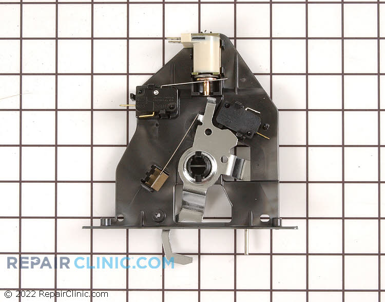 Door Latch WP4451896 Alternate Product View