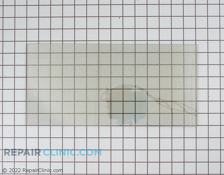Inner Door Glass WB57K5093 Alternate Product View