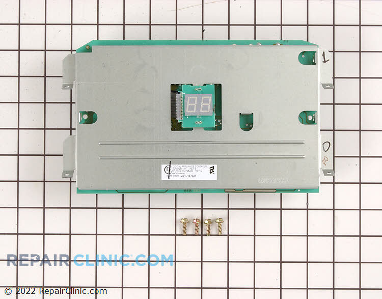 Main Control Board WP22004299 Alternate Product View