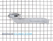 Tub-to-Pump Hose - Part # 279963 Mfg Part # WH41X91