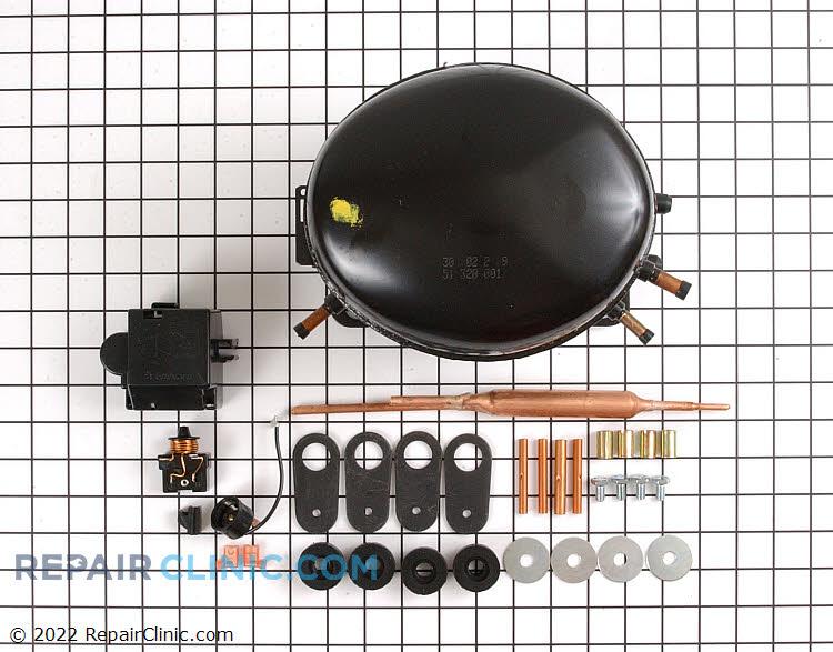 R12 compressor kit