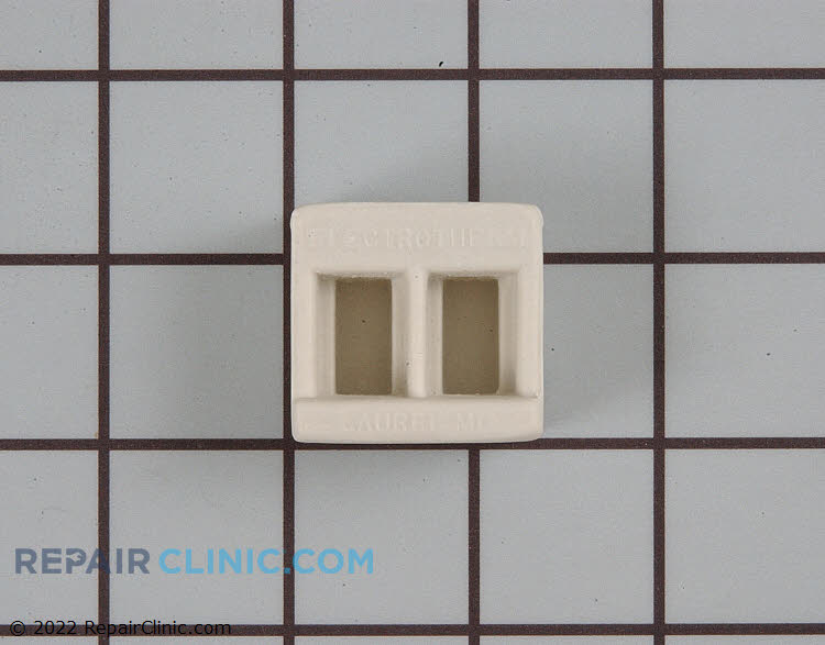 Ceramic Receptacle Block 00411154 Alternate Product View