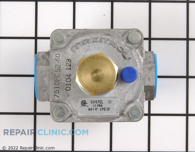 Pressure Regulator 7510P084-60 Alternate Product View
